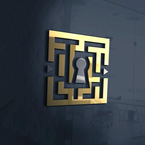 maze concept for MOBILE ESCAPES