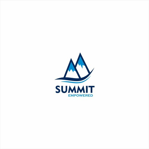 """SUMMIT OF CHRISTIAN MEDIA PROFESSIONALS"" or just ""SUMMIT"" needs a new logo"