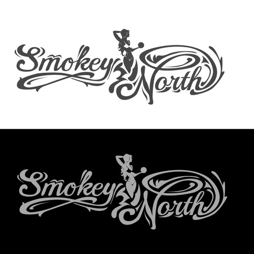 Custom Hand Scripting with Pictorial element build in for Smokey North