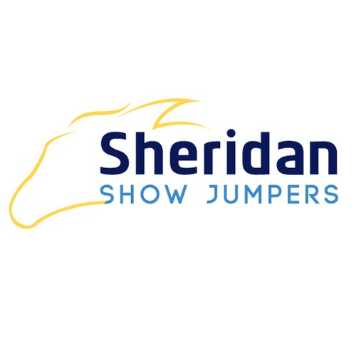 Logo for Sheridan Show Jumpers