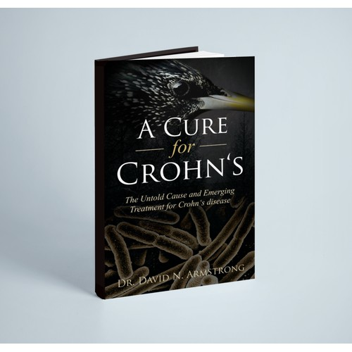 A cure for crohn's book cover