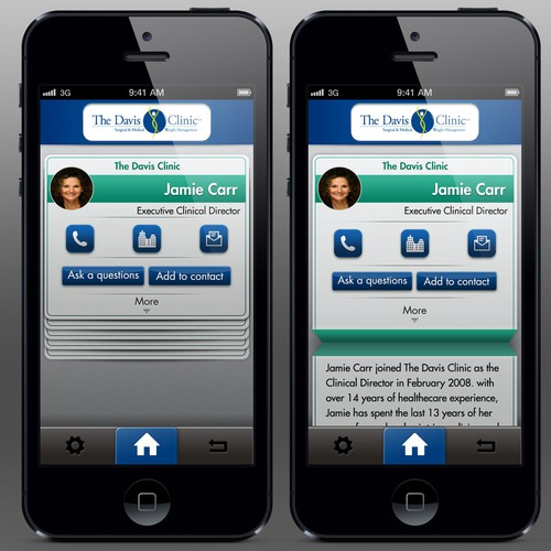 Clinic apps