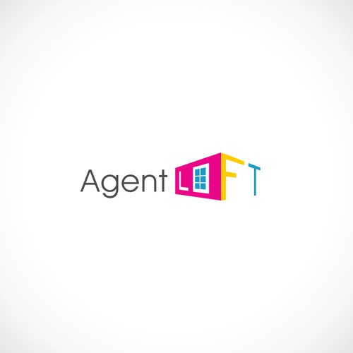 Logo for a loft rental company