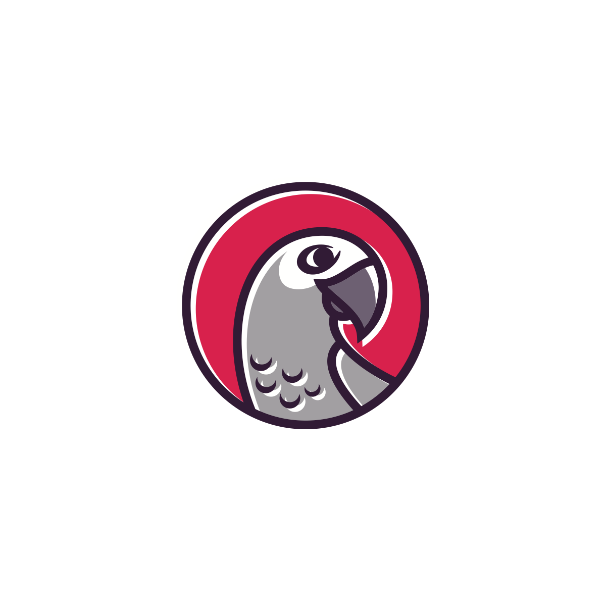 Itchy Feather Logo Design