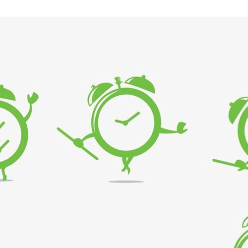 Design a logo that conveys efficiency & accessibility for TimeTap