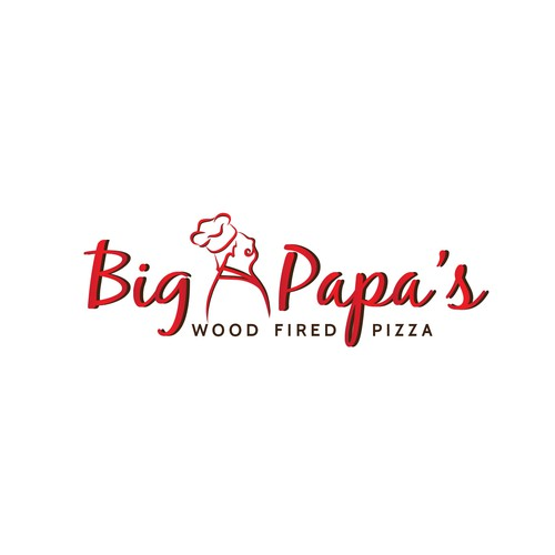 Big Papa's Wood Fired Pizza needs an original, creative logo that represents our energy and quality.