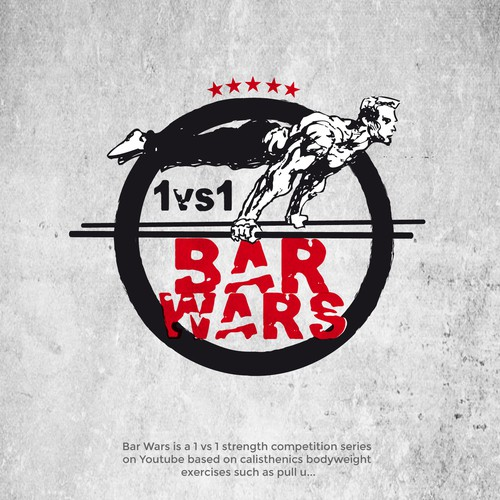 Logo Bar Wars - 1 vs 1
