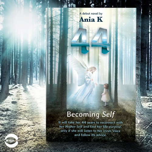 "Book cover for ""44 – Becoming Self"" by Ania K"