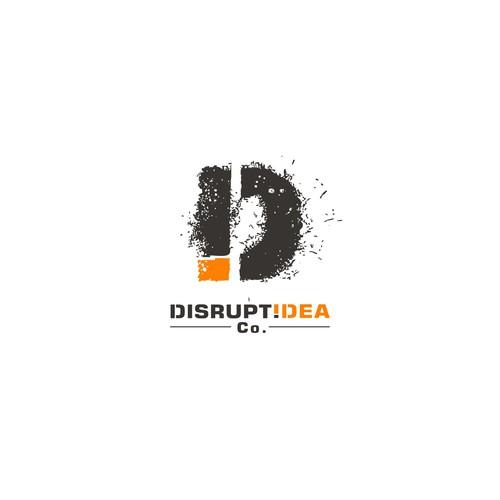 Logo fro Disrupt Idea