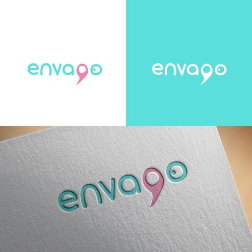 Logo for social app