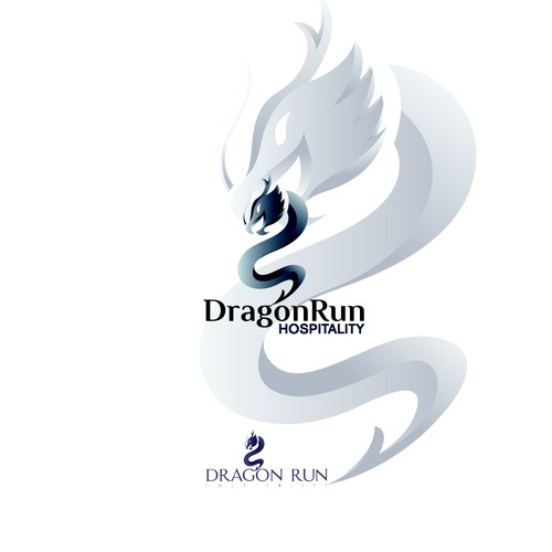 logo for Dragon Run Hospitality