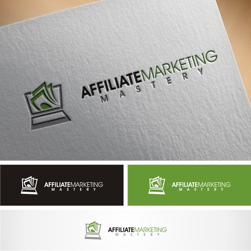 Pictoral Logo for Affiliate Marketing Mastery