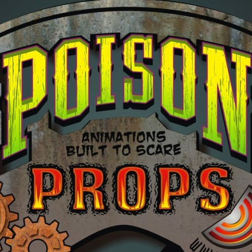 POISON PROPS Halloween Prop Company needs a LOGO!