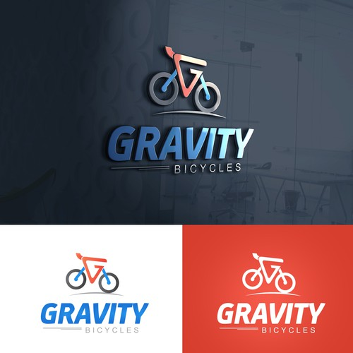 Logo for bicycle boutique