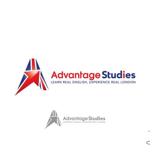 logo for Advantage Studies