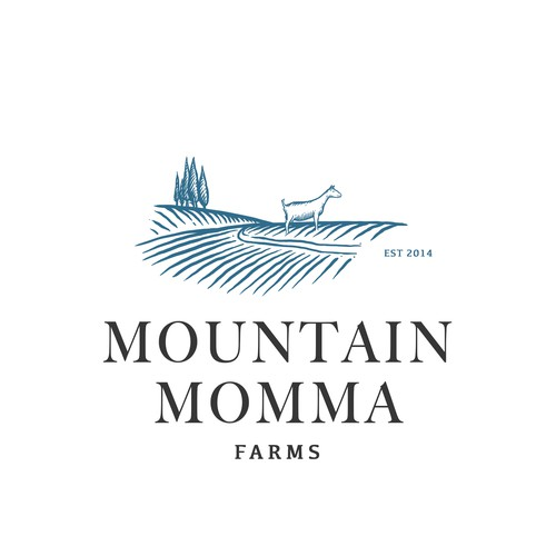 Logo proposal for Mountain Momma