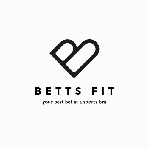 Logodesign for a sports bra
