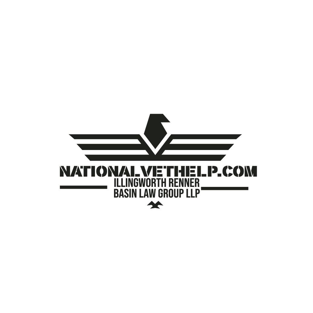 Logo design for Veterans Benefits attorney