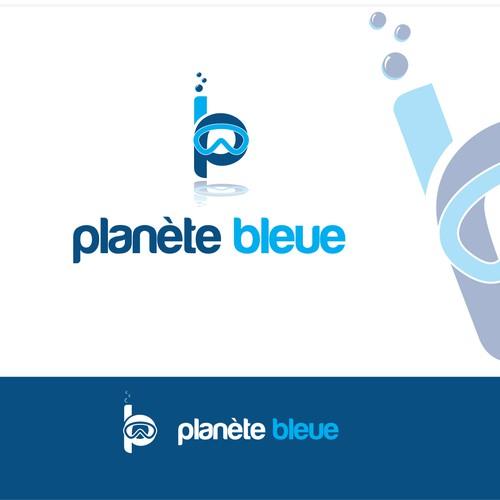 New Design Logo - Planète Bleue