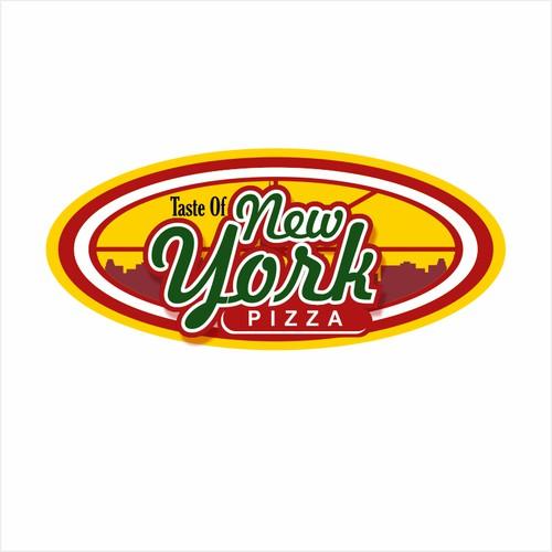 Create a design winning logo a NYC-themed Pizzeria!