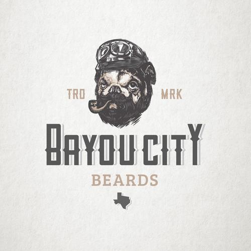 Bayou City logo concept
