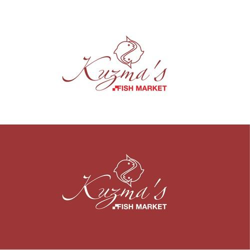 Logo for Fish Market
