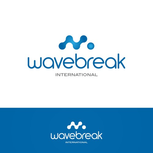 Help Wavebreak International with a new logo