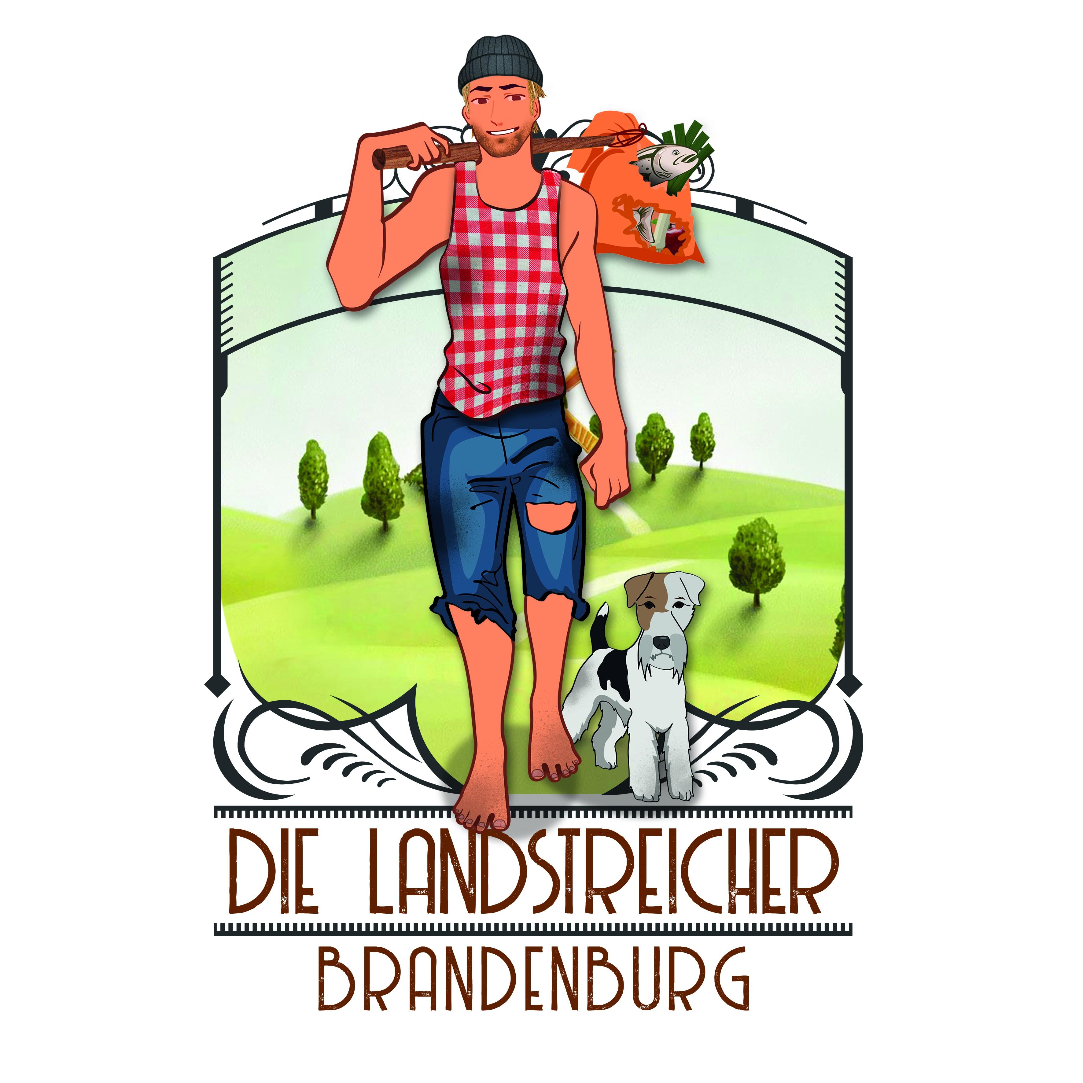 Die Brandenburger Landstreicher brauchen dringend Logo für Regionales Food