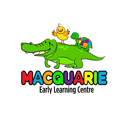 Help Macquarie Early Learning Centre with a new logo