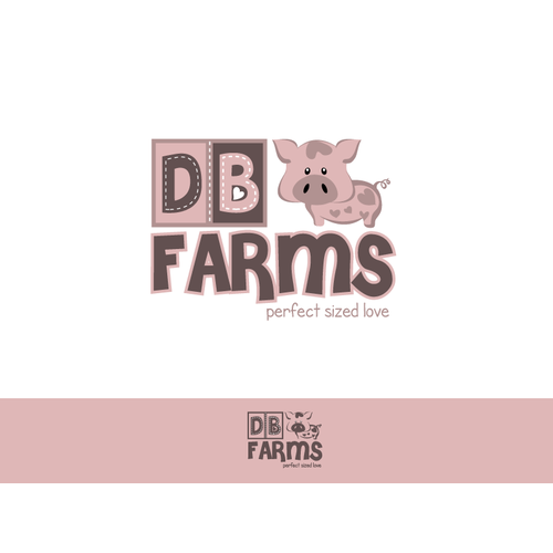 DB Farms Logo