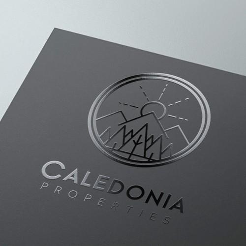 Caledonia Properties Logo