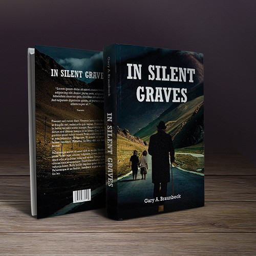 Book cover - Silent Graves