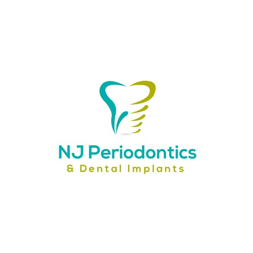 brand Design for a periodontal/dental implant practice