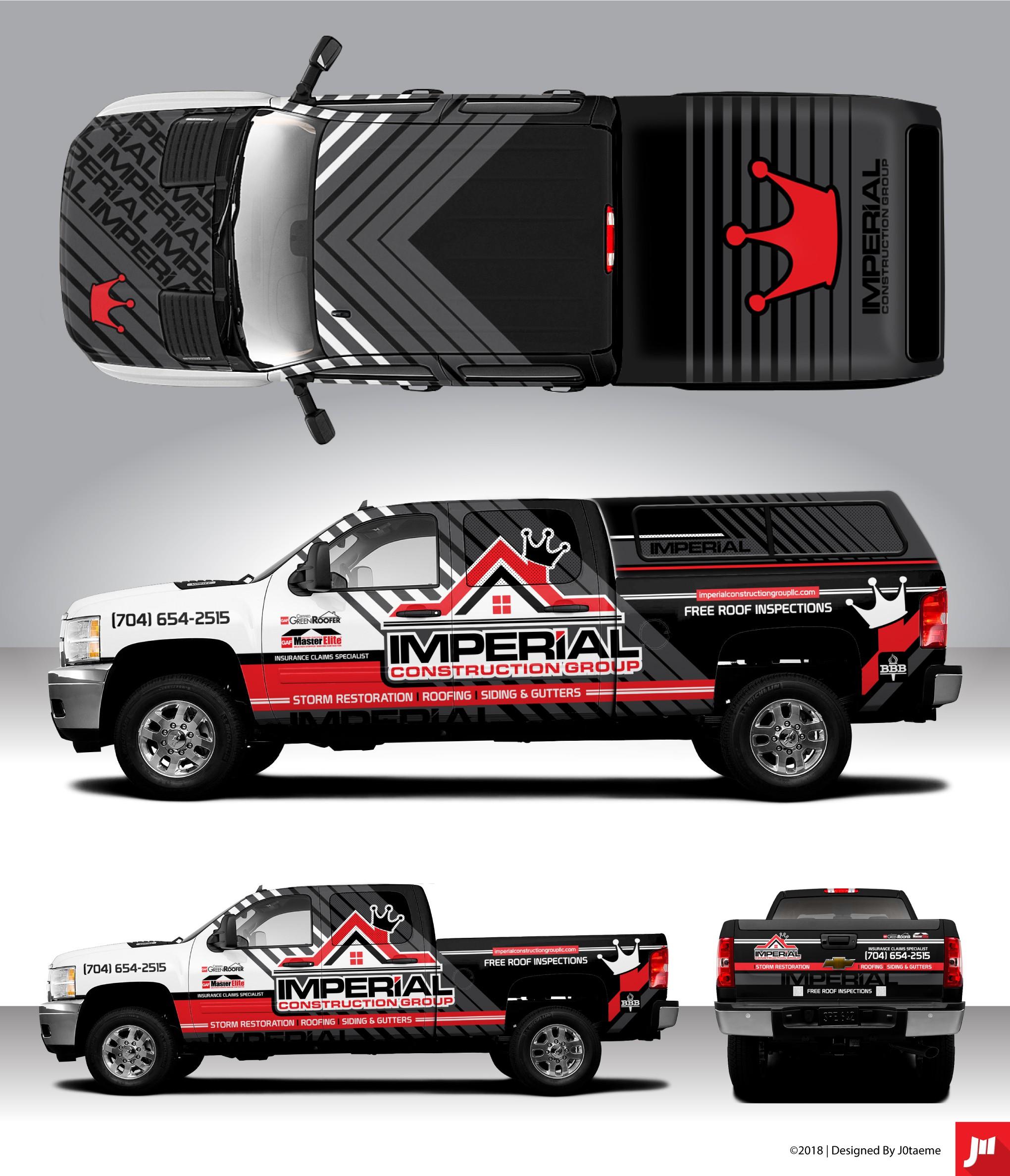 1 Ton Truck