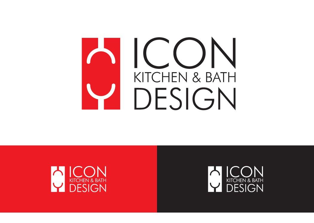 Icon Kitchen & Bath Design, Inc. needs a new logo