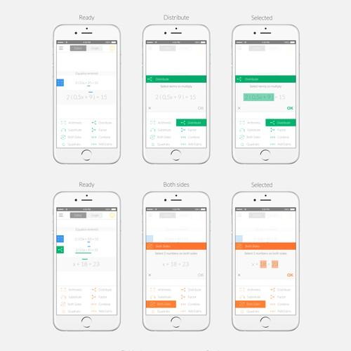 Simplest Form Math Mobile App