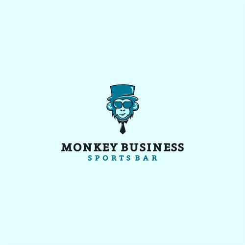 MONKEY BUSINESS SPORTS BAR