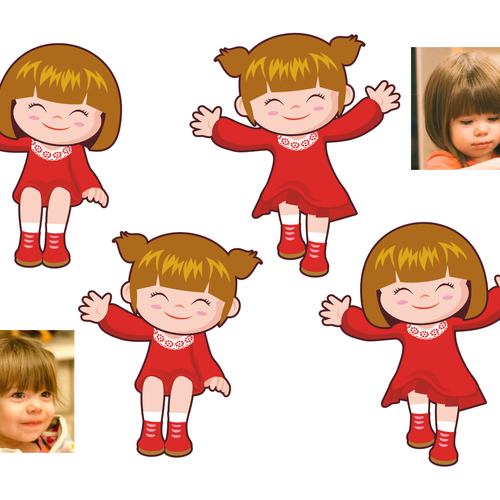Drawing for a little Angel... ^_^