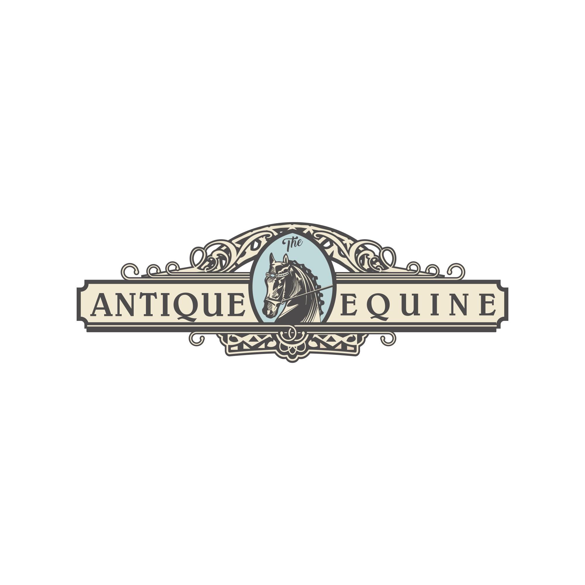Antique Equine logo
