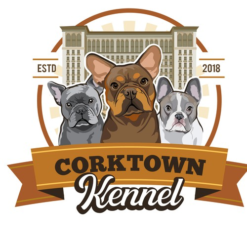 CorkTown kennel logo