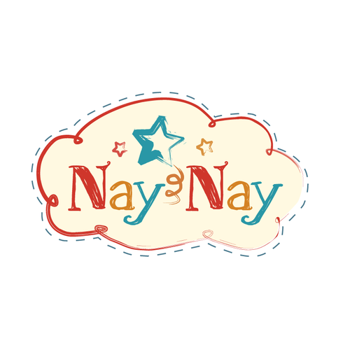 "LOGO for ""Nay-Nay"", Presenter at ABC4Kids' Australia, singer & newest preschool superbrand!"