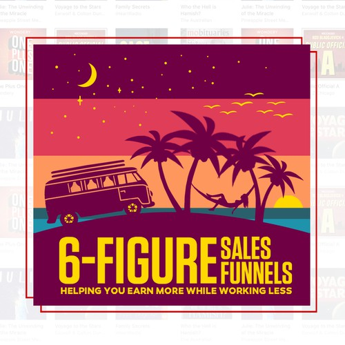 6 figures sales funnels