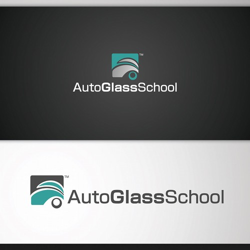 Create the next Logo Design for AutoGlassSchool
