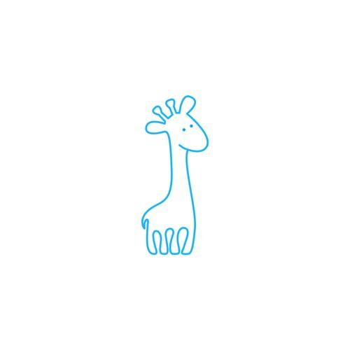 Giraffe Logo For Clothing Company