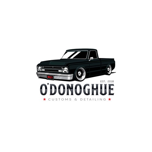 O'donoghue customs logo