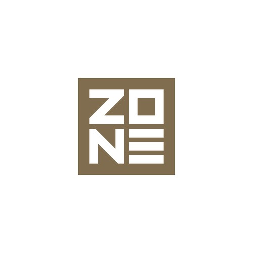 Minimalistic logo for Zone