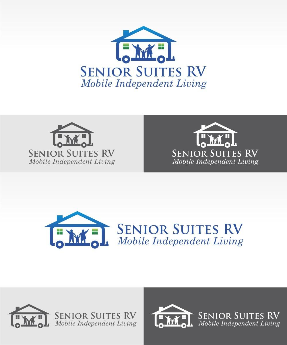 Create the next logo for Senior Suites RV