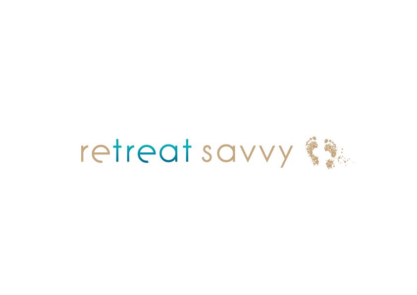 Logo for a Yoga Retreat Business