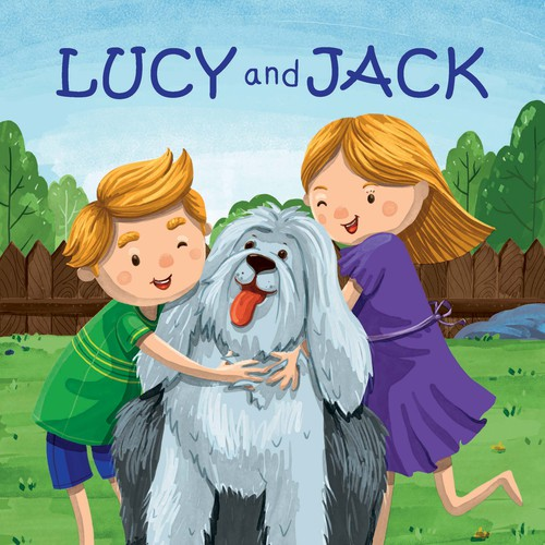 Lucy and Jack Cover
