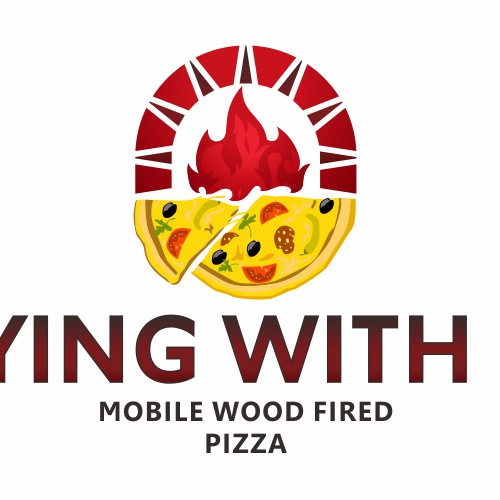 "Food Logo ""Playing with Fire"""